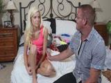Apa jogot formál lánya puncijára