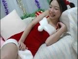 Cuki Mikuláslány karácsonyra